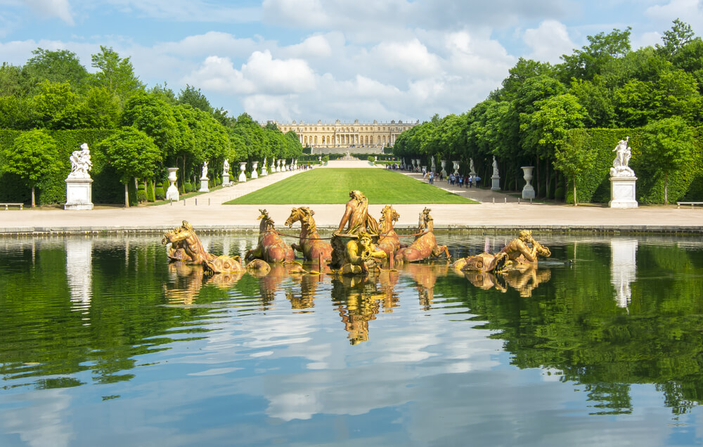 Camping vicino ai castelli di Parigi