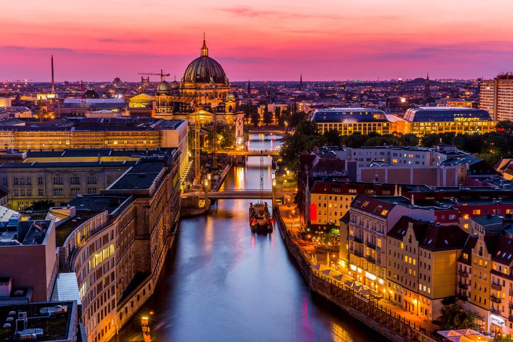 Le bellezze di Berlino