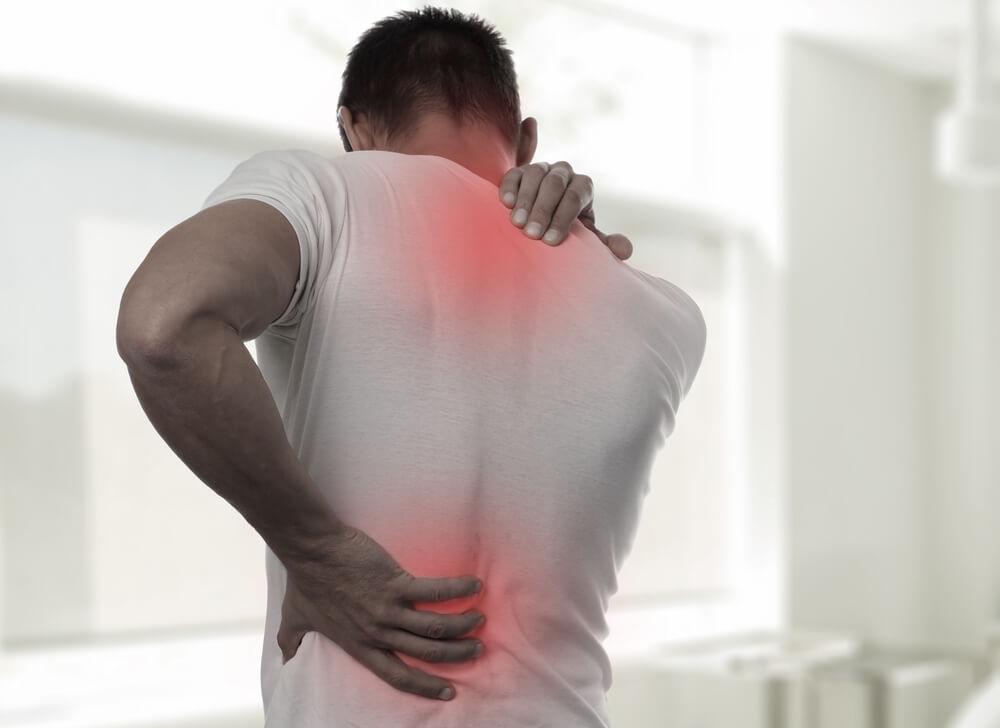 Problemi alla schiena