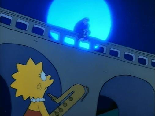 Episodio Lamenti Lisa