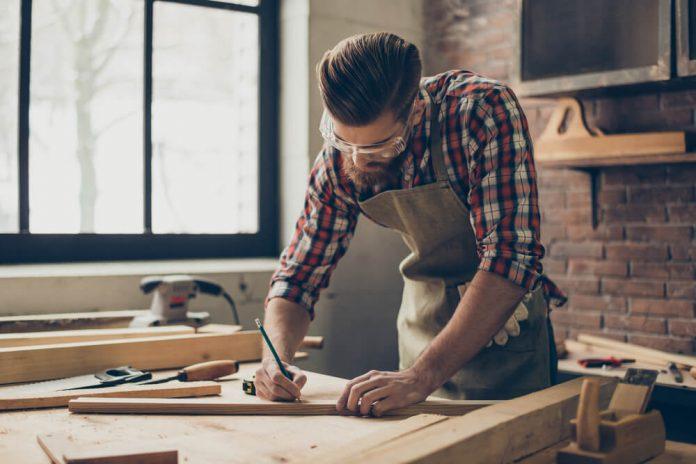 costruire un mobile in legno