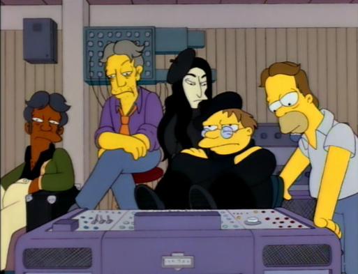 Quartetto da barbiere di Homer