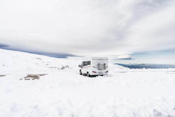 Come pianificare il perfetto viaggio invernale canadese in camper