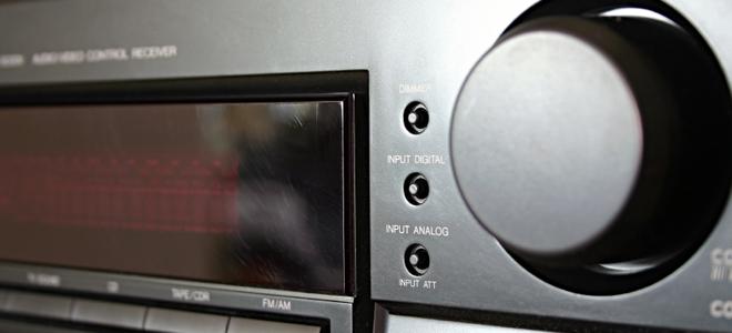 Problemi comuni dellamplificatore audio domestico