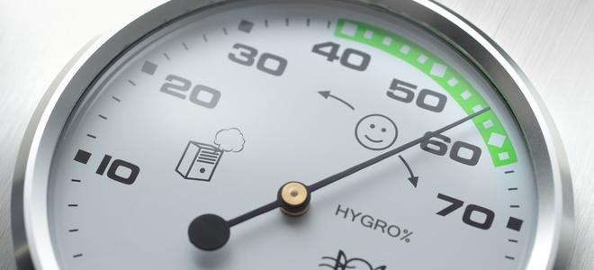 Come calibrare un igrometro digitale