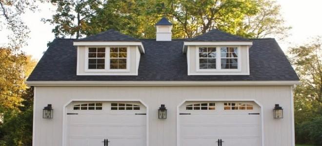 Come installare una porta del garage per il trasporto