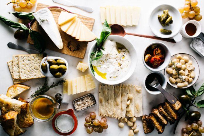 Come preparare il piatto per formaggi Ultimate