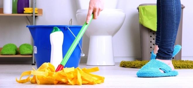 Come pulire a fondo un bagno