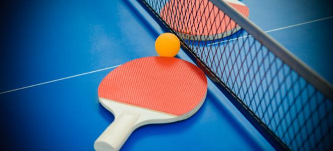 Come pulire un tavolo da ping pong