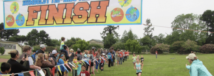 HealthSPORT dona il tempo della piscina a Humboldt Tri Kids per