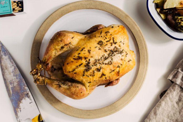 Il modo migliore per arrostire il pollo è la ricetta