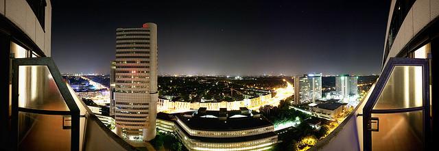 La notte dura di più a Monaco