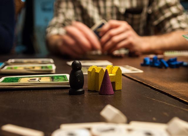 Quali giochi da tavolo devono essere popolari nel