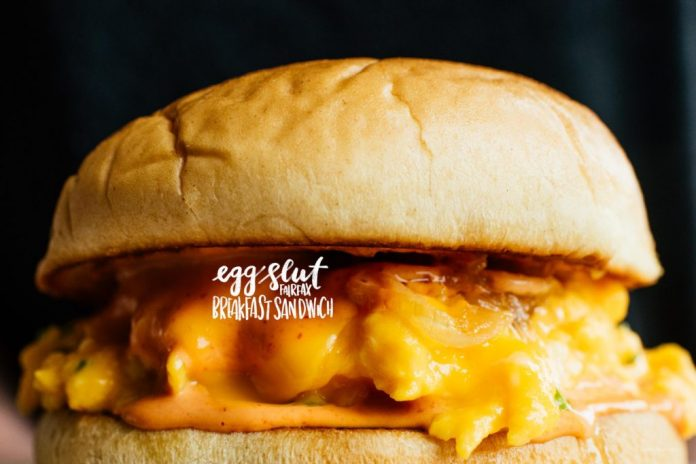 Ricetta Eggsluts Fairfax Breakfast Sandwich