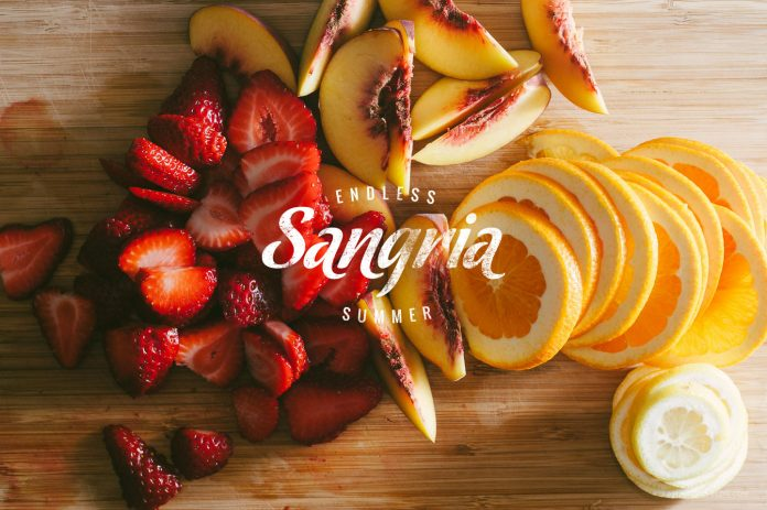 Ricetta Endless Summer Sangria