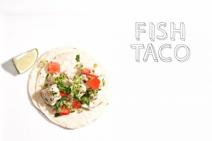 Ricetta Fish Taco
