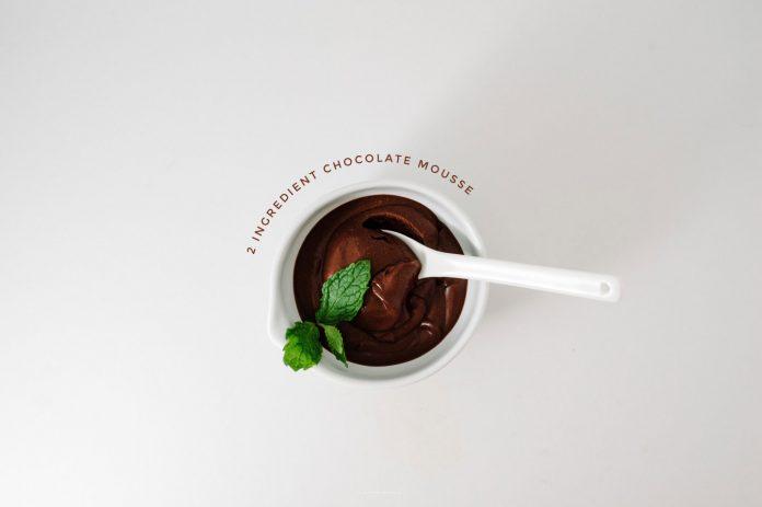 Ricetta Mousse Al Cioccolato Fondente
