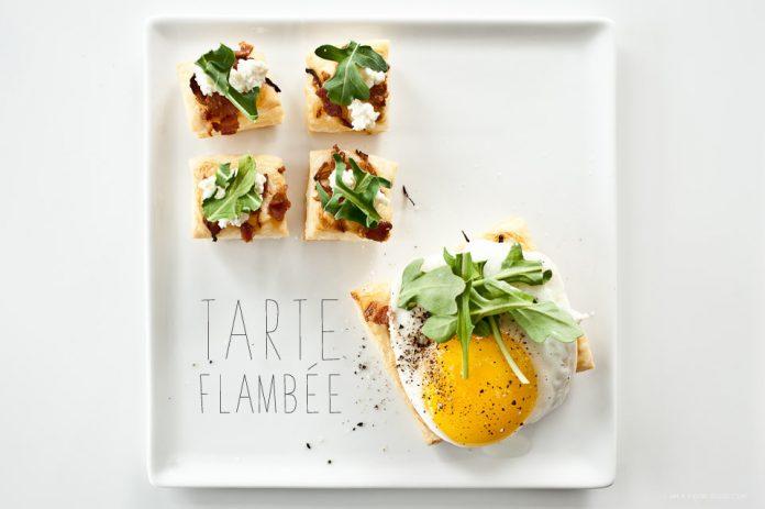 Ricetta Tarte Flambée