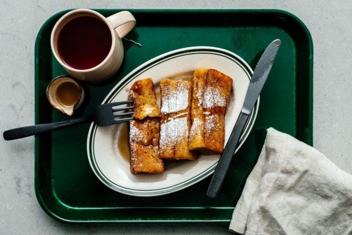 Toast francese Tamagoyaki extra soffice super morbido e alla crema