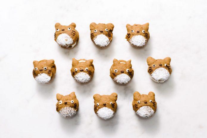 Torte Whoopie Di Zucca Totoro