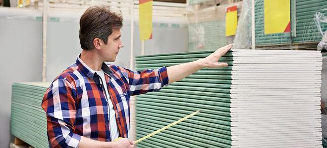 tipi di Sheetrock utilizzati per lisolamento del garage