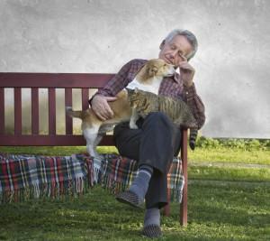 Animali domestici e anziani