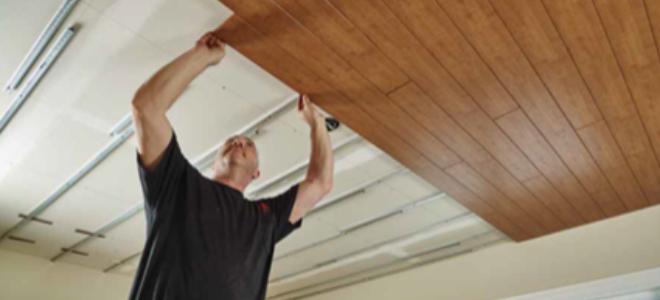 Che tipo di soffitto del garage è il migliore per