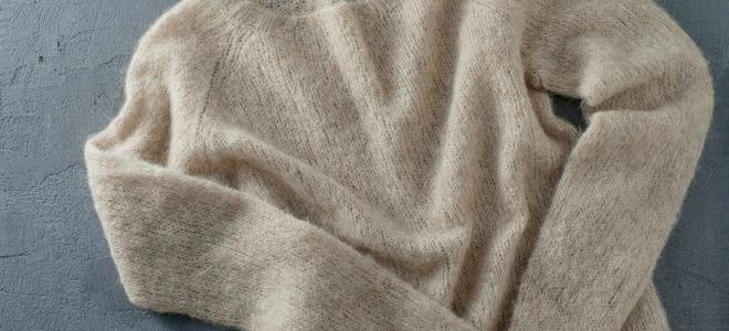 Come lavare un maglione di cashmere