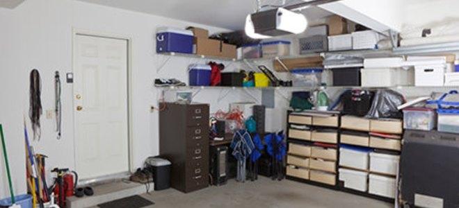 Efficaci idee di scaffalature per garage DoItYourself com