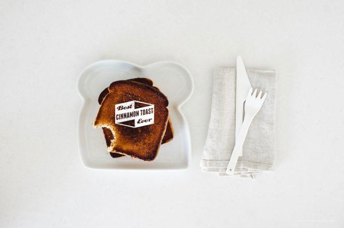 La migliore ricetta per toast alla cannella