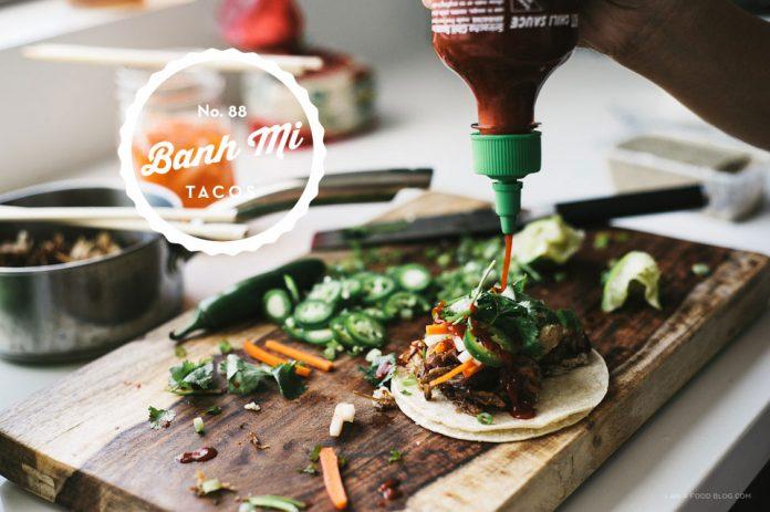 Ricetta Banh Mi Taco