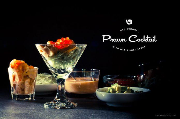 Ricetta Cocktail di gamberi