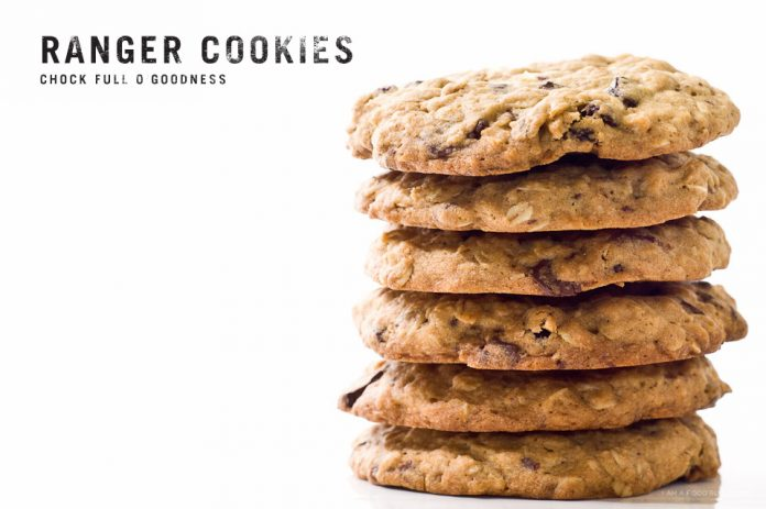 Ricetta Cookie Ranger