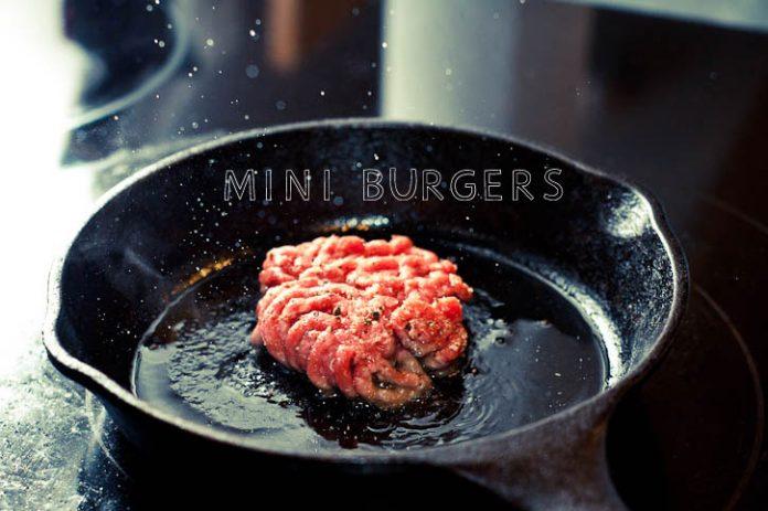 Ricetta Mini Burger