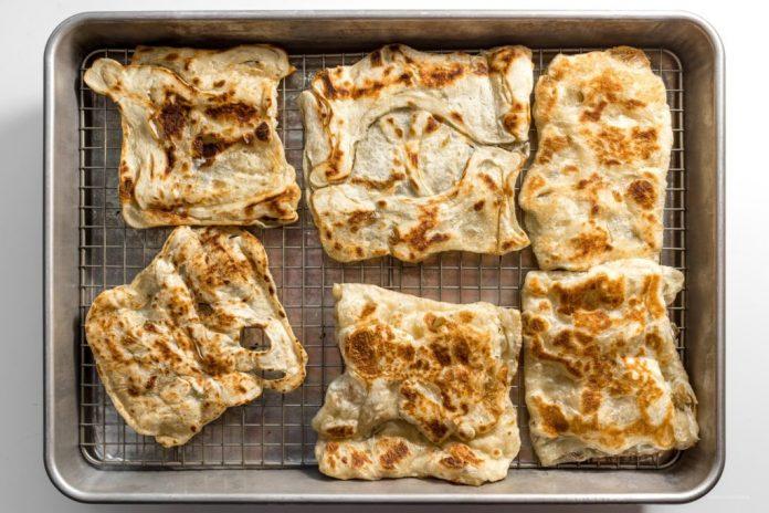 Ricetta Roti Canai