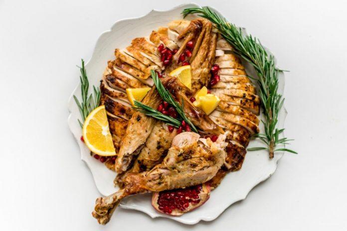 Ricetta Spatchcock Roast Turkey