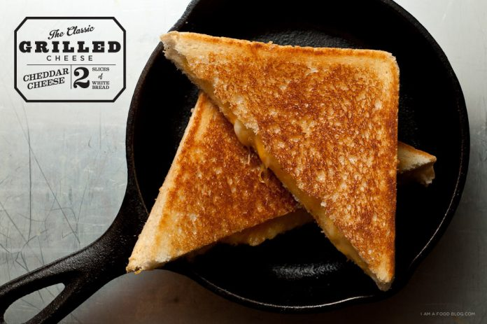 Ricetta classica di formaggio grigliato