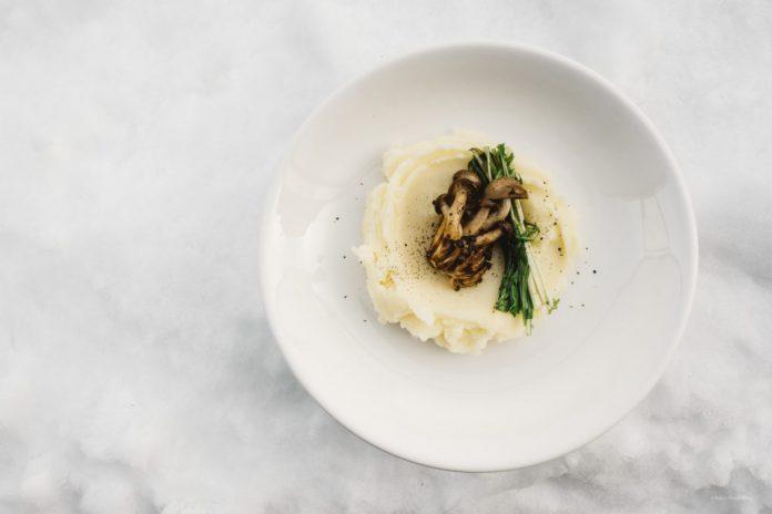 Ricetta purè di patate Hokkaido