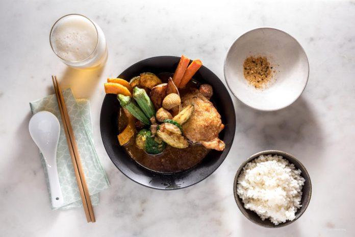 Sapporo Soup Curry Ricetta