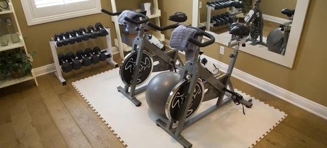 Ultimate Garage Gym Body Building a casa