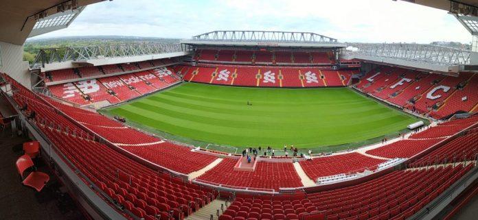 luoghi da visitare per i tifosi del Liverpool Football