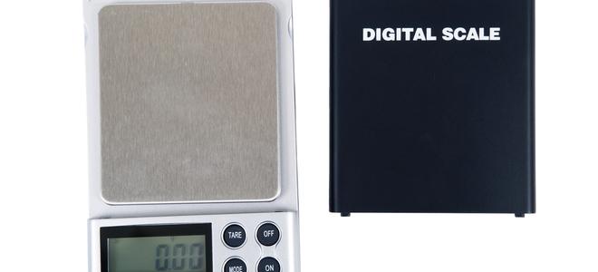 usi comuni per una bilancia tascabile digitale