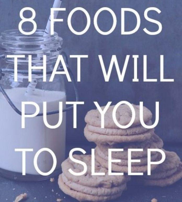 Alimenti che possono aiutare a migliorare il tuo sonno