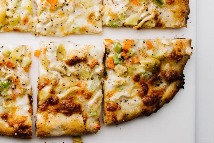 Come Preparare la Pizza con Torta di pollo