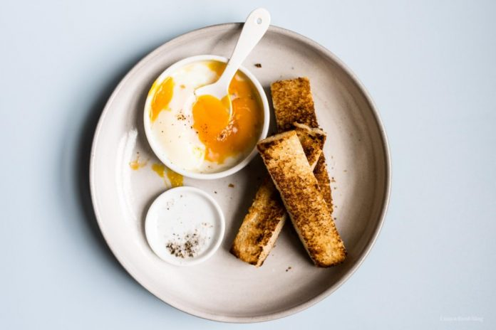 Come Sous Vide Eggs