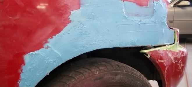 Come usare Bondo per la riparazione della ruggine