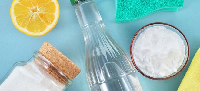 Fai da te i tuoi detergenti domestici sicuri ed efficaci