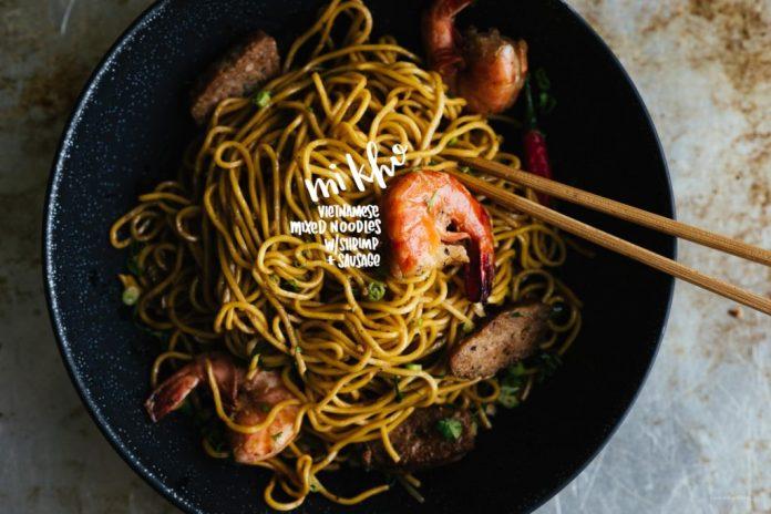 I migliori spaghetti vietnamiti che non hai mai avuto