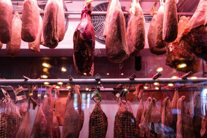 Metodi di conservazione della carne