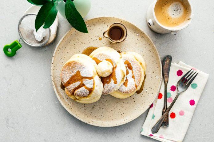Ricetta Pancake Soufflé